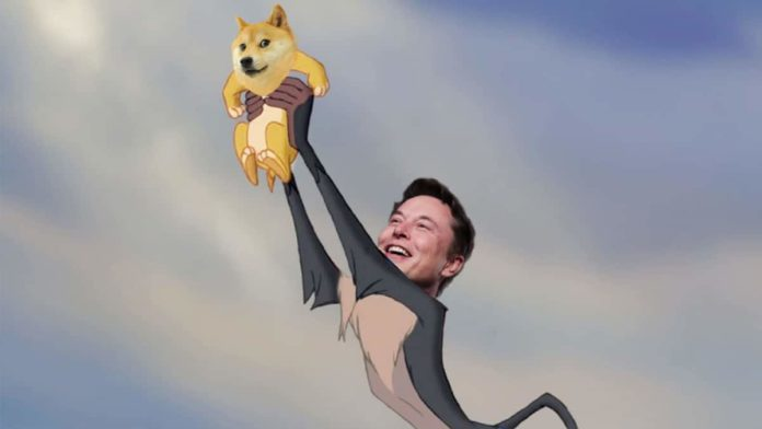 Elon Musk gives Dogegoin yet another huge boost on Twitter