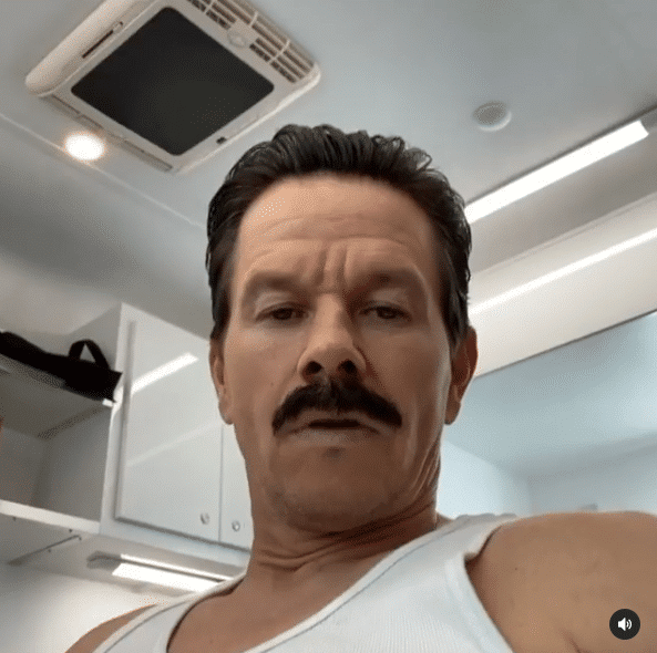 Mark Whalberg preparing for role as Sully