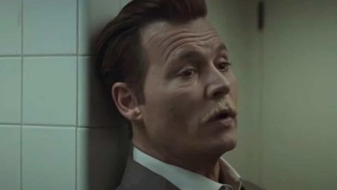 City of Lies starring Johnny Depp review bombed on iMDB