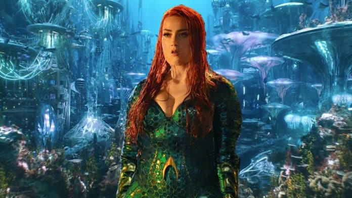 Amber Heard seemingly posted old workout photo for Aquaman 2