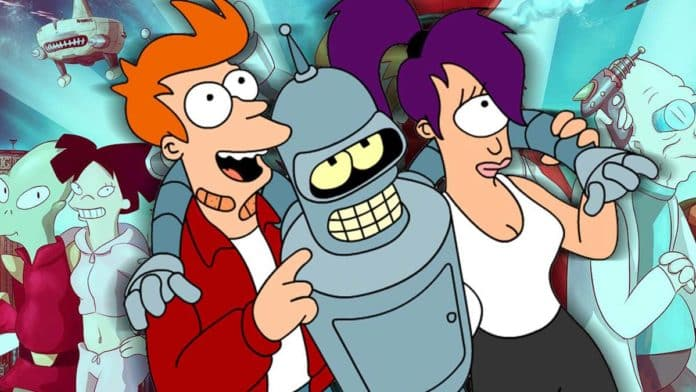 Disney might have plans for a Futurama reboot